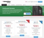 inMotionHosting $149/month servers