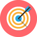 Goal Icon Free Icons By Prchecker Info