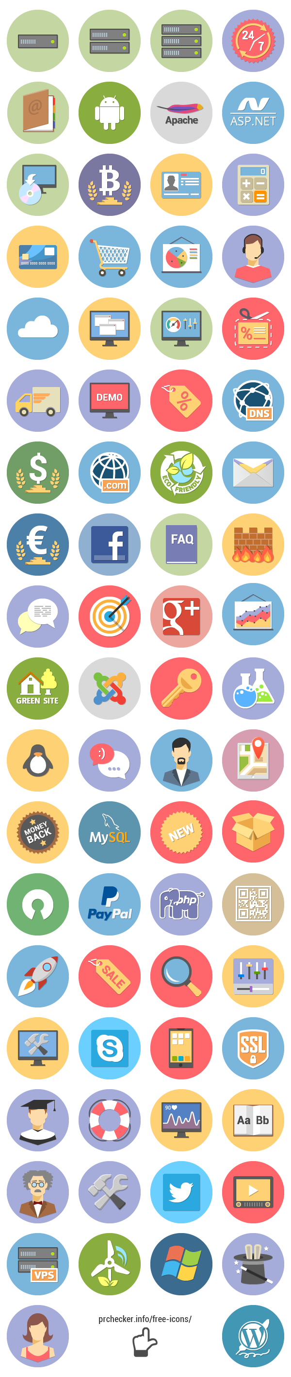Free Icons Package