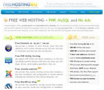 FreeHostingEU website