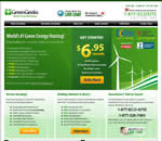 GreenGeeks website