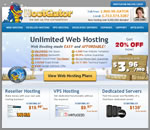 Almost FREE Web hosting - $0.01/month