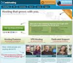 IXwebHosting website