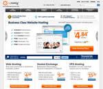 MyHosting website