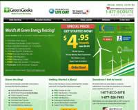 GreenGeeks Website
