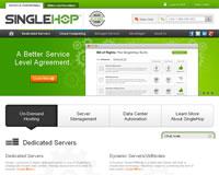 SingleHop Website