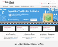 InmotionHosting Website