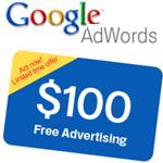 Google ad credit
