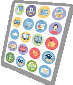 Free Icons by PRchecker